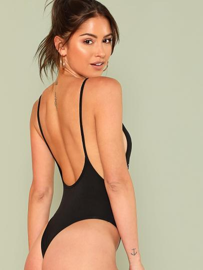 Let's get sunkissed low back bodysuit top (1462473031723)