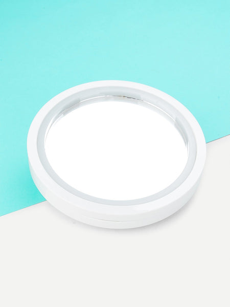 Make Up light up Magnifier Mirror with suction cups (1462465101867)