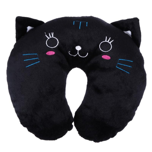 Kids Cute 3D animal style comfy travel neck pillow (1462460579883)