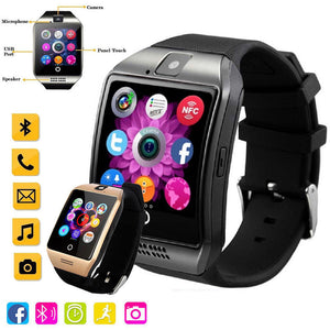 Tech Touch Screen Camera Bluetooth Smartwatch For Ios Android (4357179867219)