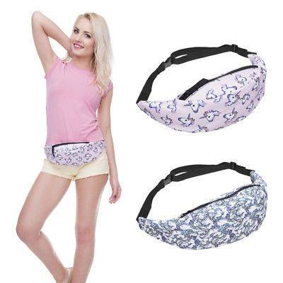 Unicorn fanny pack fashion waist bag