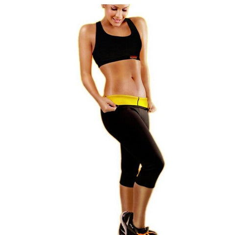 Super Slimming Body Shaper Workout fitness pant (1462530277419)