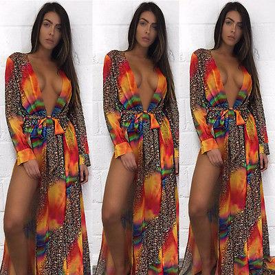Iconic Diva collection bikini maxi coverup dress - Iconic Trendz Boutique (1462574612523)