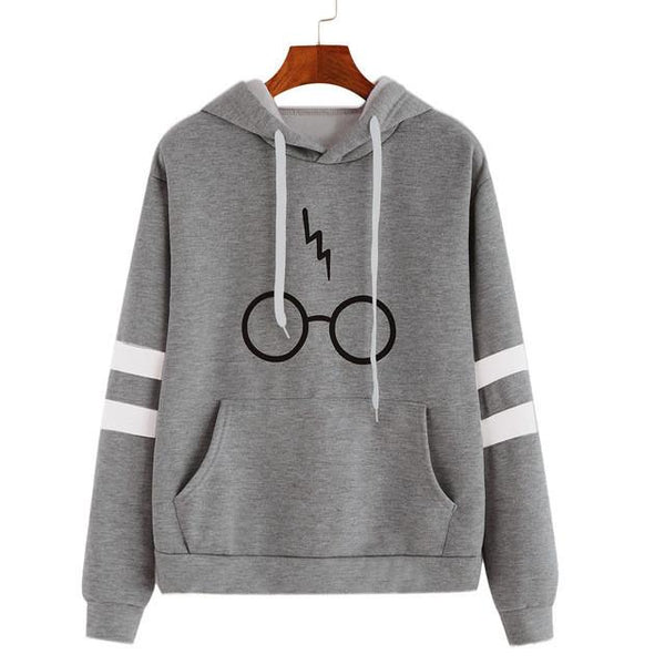 Harry Potter style pullover sweatshirt - Iconic Trendz Boutique (1462567043115)