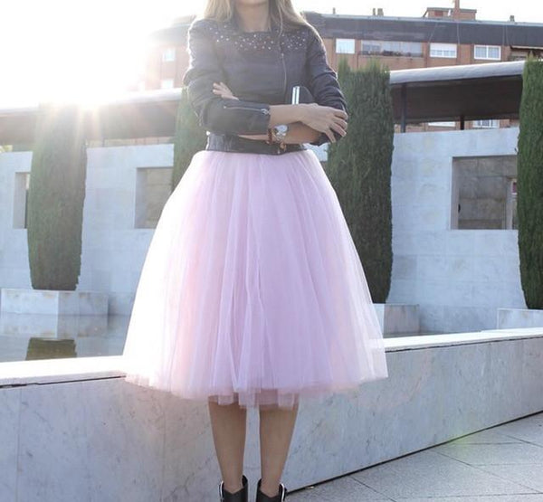Tulle couture fashion skirt - Iconic Trendz Boutique (1462567108651)