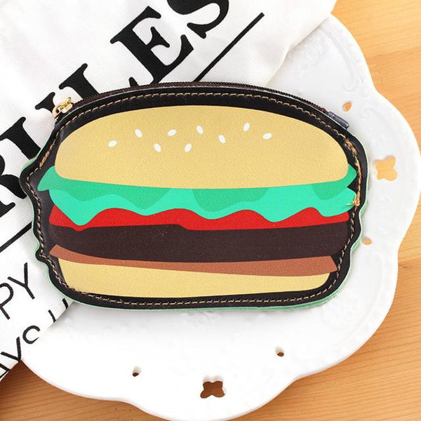 Fun 3d food coin purse - Iconic Trendz Boutique (1462563110955)