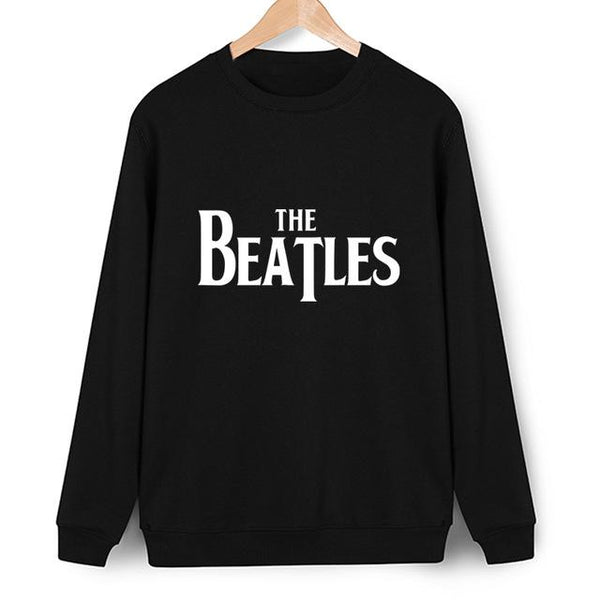 The Beatles pullover fashion sweatshirt sweater - Iconic Trendz Boutique (1462562160683)