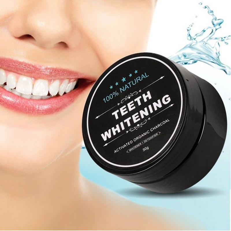 Iconic Beauty Activated Carbon Teeth Whitening - Iconic Trendz Boutique (1462555508779)