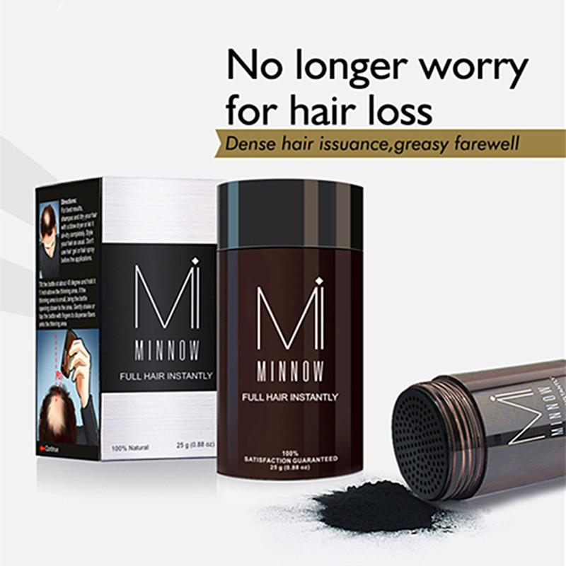 Hair Building Premium Building Hair fibers for hair loss - Iconic Trendz Boutique (1462552625195)