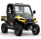 Cub Cadet Challenger MX 550 Yellow