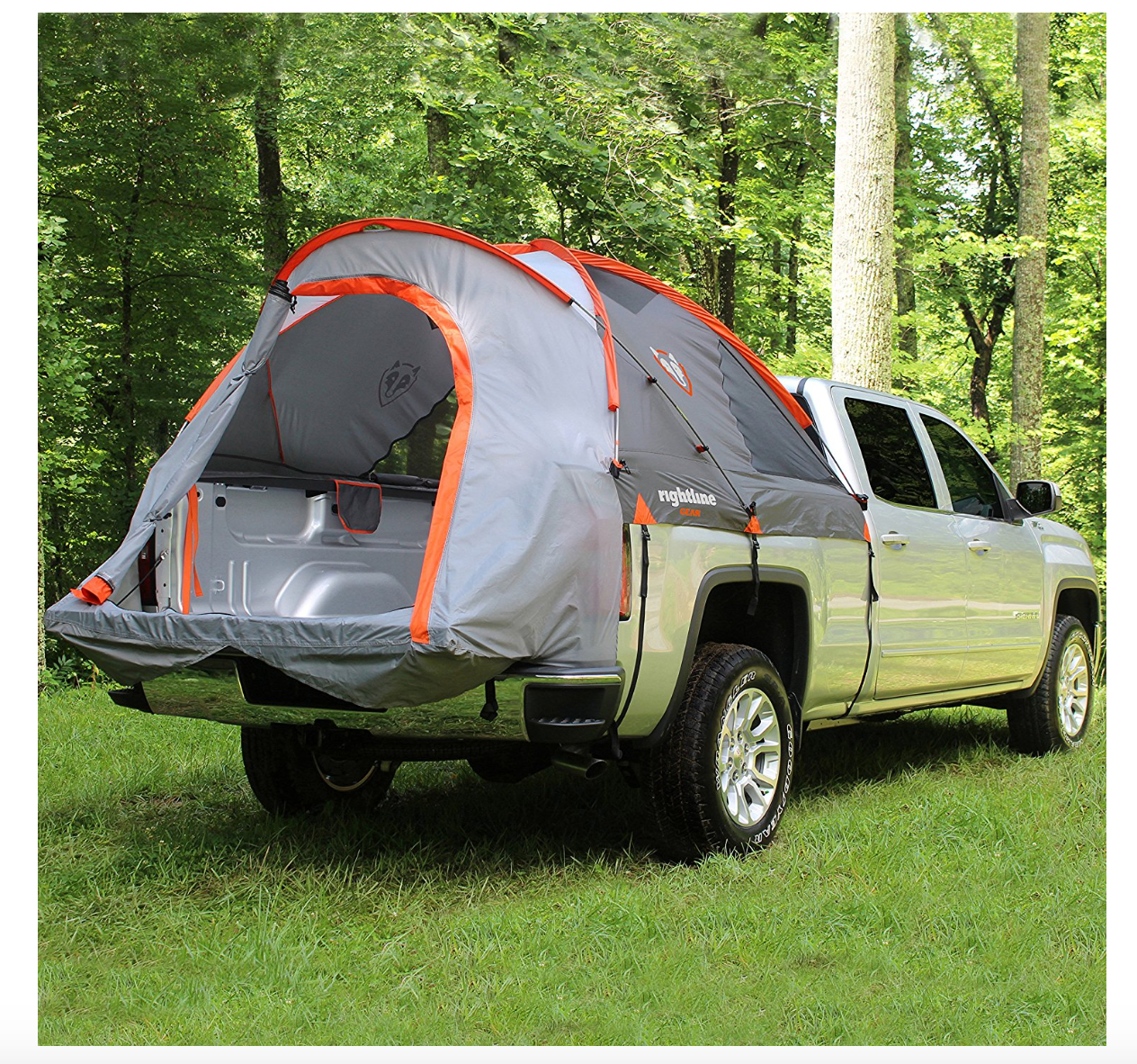 ... Rightline Full Size Standard Bed Truck Tent (5ft-6.5ft) ... & Rightline Full Size Standard Bed Truck Tent (5ft-6.5ft) u2013 1080 Outdoors