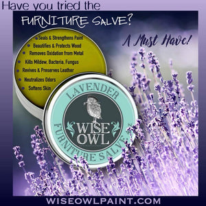 Wise Owl Furniture Salve - The Reclaimed Treasures LLC