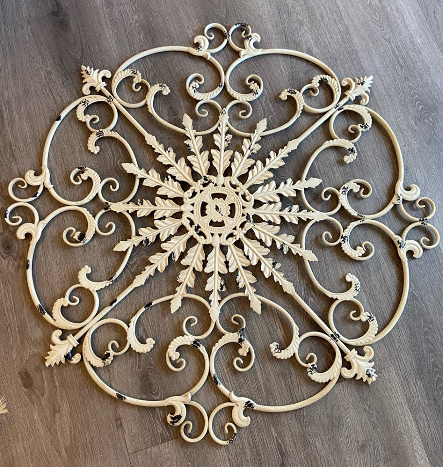 Art Nouveau Wall Art - The Reclaimed Treasures LLC