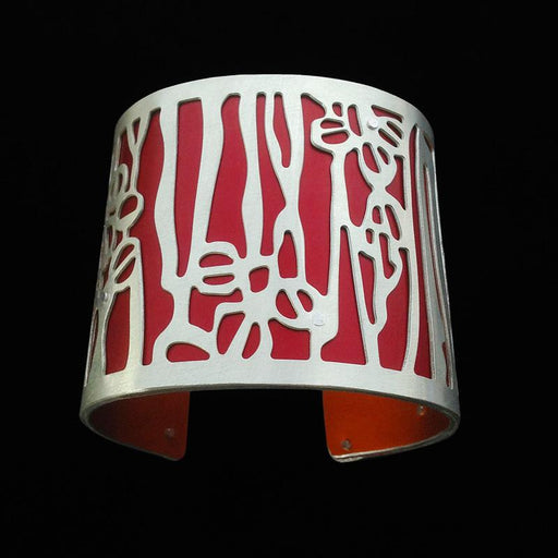 Vertical Seapod Cuff