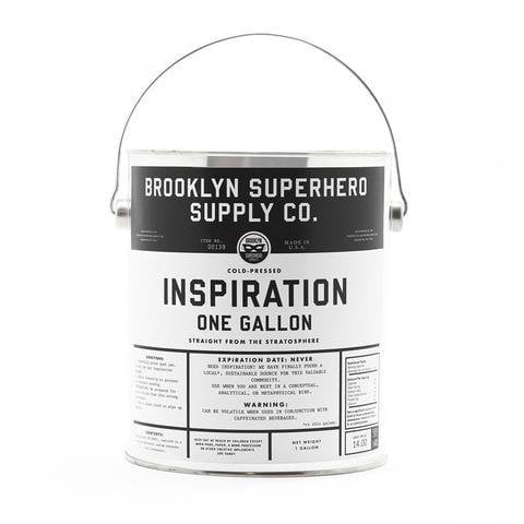 Superpower Cans - Inspiration