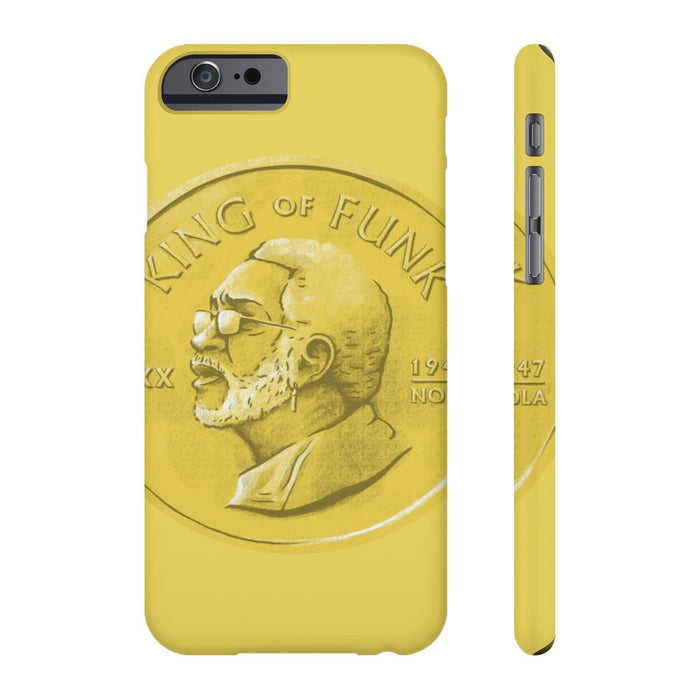 George Porter Jr - Case Mate Slim Phone Cases