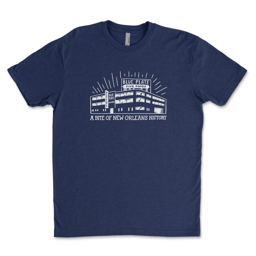 Blue Plate Factory Sketch Tee
