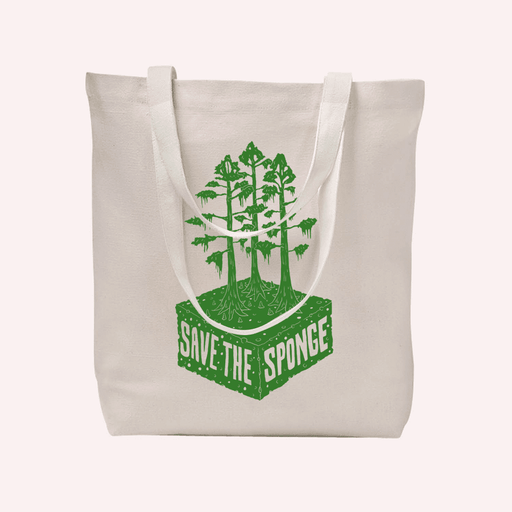 Save Our Sponge Tote