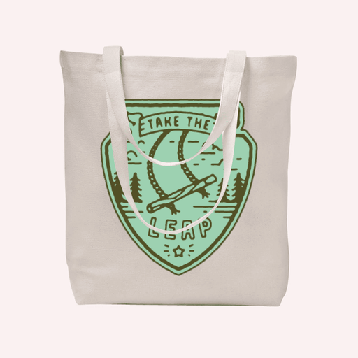 Take The Leap Tote