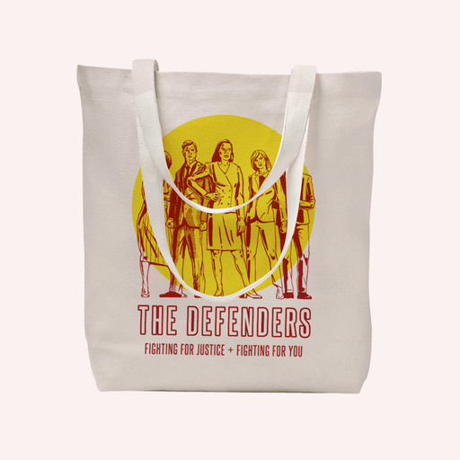 The Defenders! Tote
