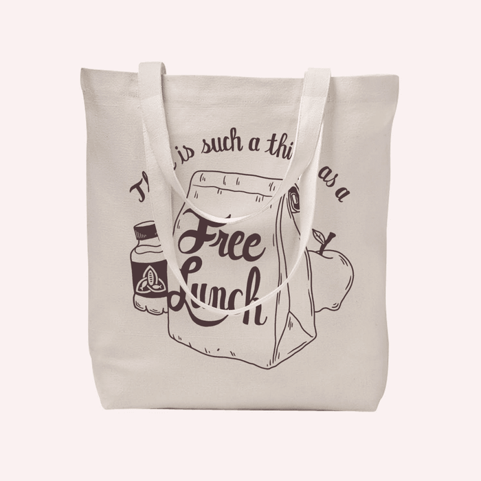 Free Lunch Tote