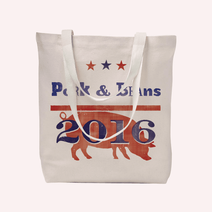 Hogs for the Cause Tote
