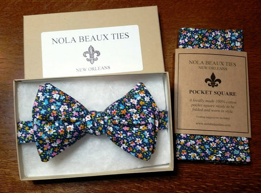 Flower Print Nola Beauxtie