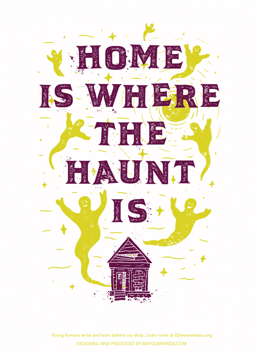 Home is Where the Haunt is Poster