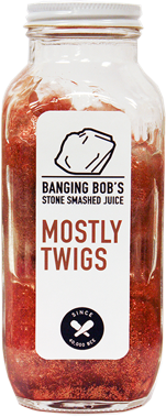 Banging Bob's Stone Smashed Juice