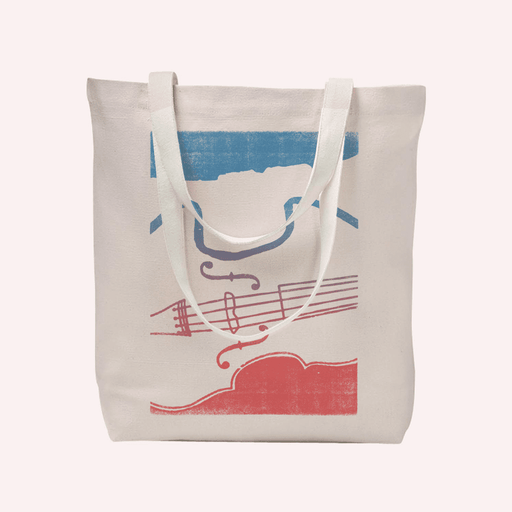 Make Music Nola Tote