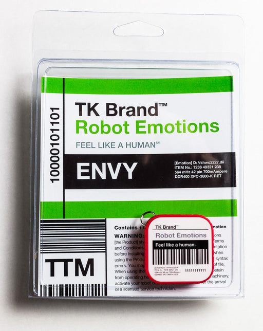 TK Brand™ Robot Emotions
