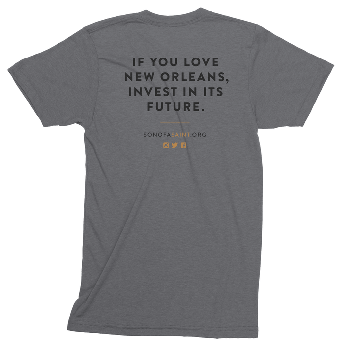 Invest In Our Future (Grey)