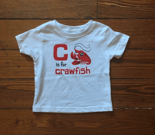 C is for Crawfish