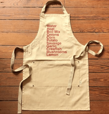 How Do You Boil? Apron