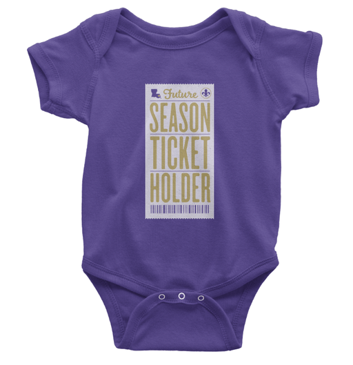 Purple and Gold Future Season Ticket Holder