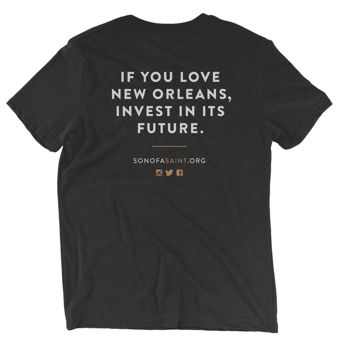 Invest In Our Future (Black)