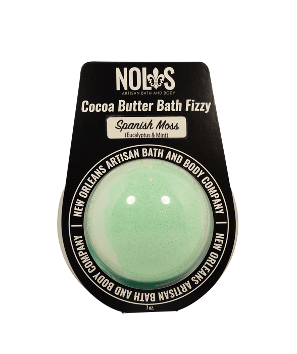 Cocoa Butter Bath Fizzy - Spanish Moss