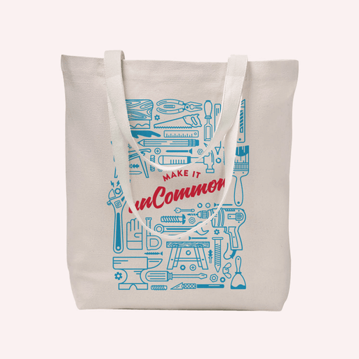 Make it unCommon Tote