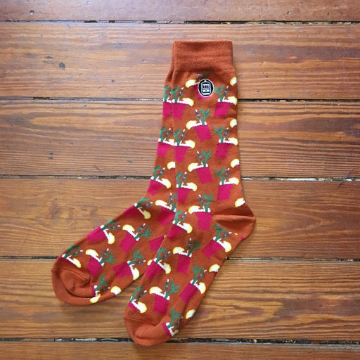 Bonfolk Socks Bloody Mary Bonfolk Socks - Bloody Mary