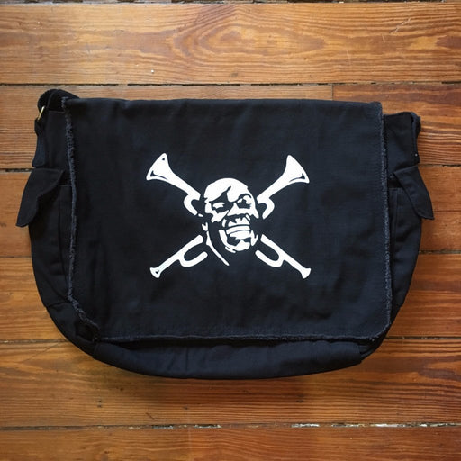 Dirty Coast Press Bag Jolly Louis Messenger Bag