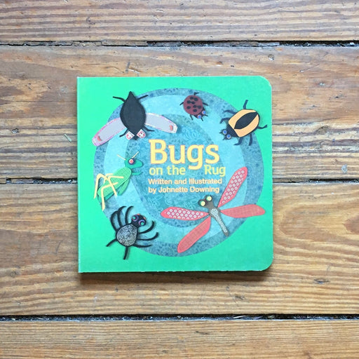 Dirty Coast Press Book Bugs on the Rug