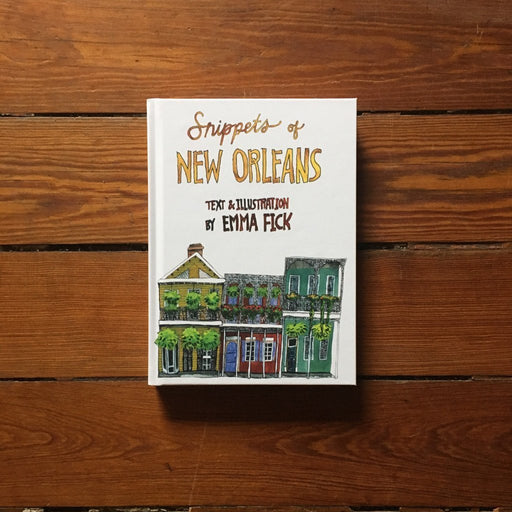 Dirty Coast Press Book Snippets of New Orleans