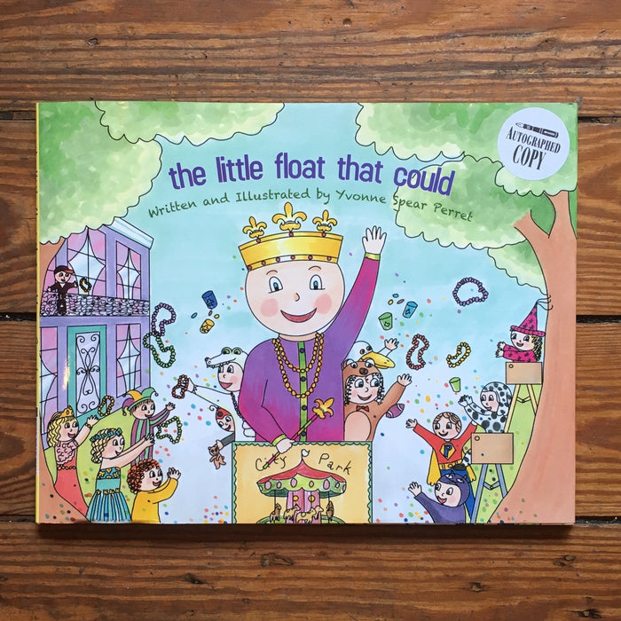Dirty Coast Press Book The Little Float That Could