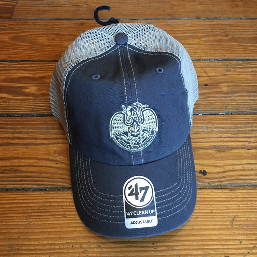 Dirty Coast Press Hat Acadiana Self-Reliance Mesh Hat