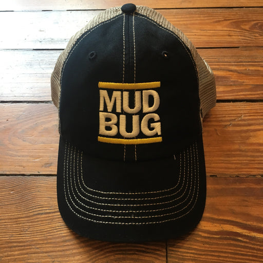 Dirty Coast Press Hat Mud Bug Mesh Hat