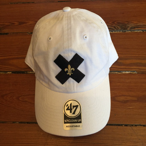 Dirty Coast Press Hat X Marks The NOLA Hat