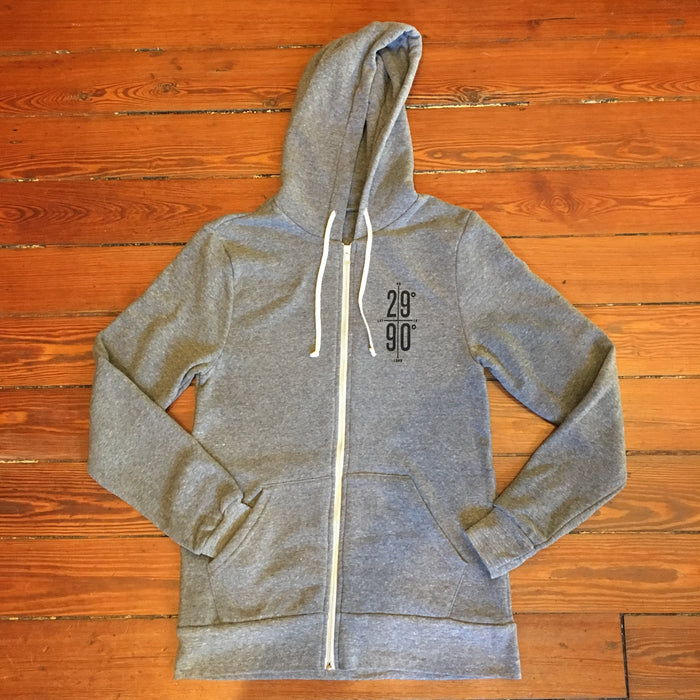 Dirty Coast Press Hoodie River. Lake. Uptown. Downtown. Hoodie