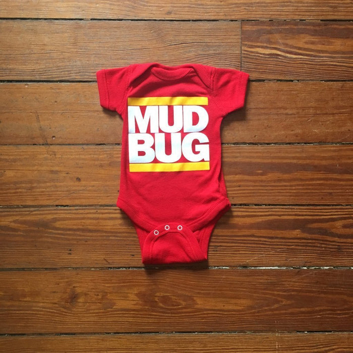 Dirty Coast Press Kid Shirt MUDBUG Kids