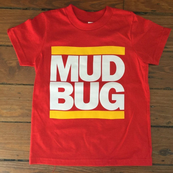Dirty Coast Press Kid Shirt Newborn Onesie MUDBUG Kids