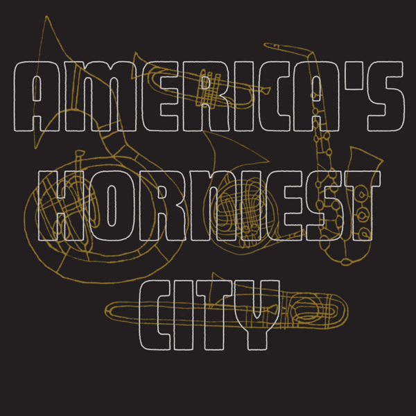 Dirty Coast Press Shirt America's Horniest City